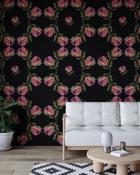 Fototapety Campo Tinieblas | fototapeta kwiaty