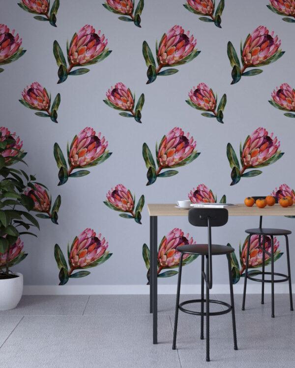 Fototapety Campo Pauta | tapeta kwiaty 3d