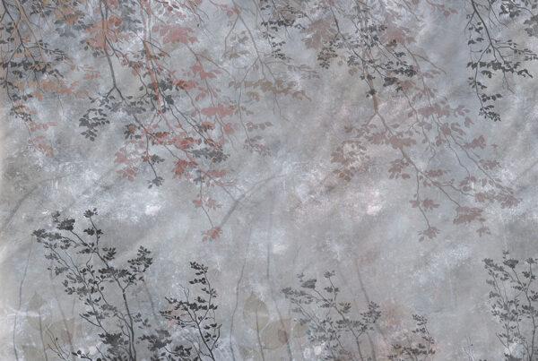 Fototapety Scolorito Grigio szary przykład   tapety 3d do salonu