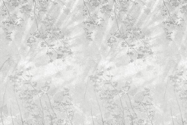 Fototapety Scolorito Grigio jasnoszary przykład   tapety 3d do salonu