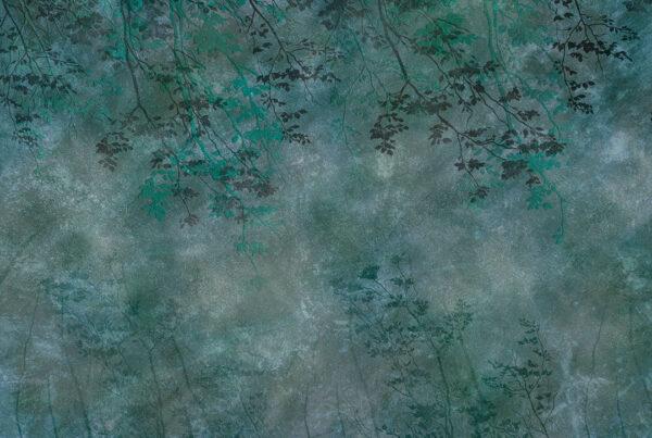 Fototapety Scolorito Verde zielone odcienie | fototapeta las