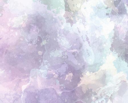 Fototapety Soapbubbles Stardust fioletowe odcienie | tapety 3d