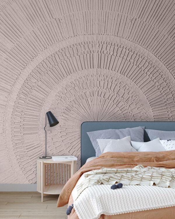 Fototapety Сerchio Sand | tapety 3d do sypialni