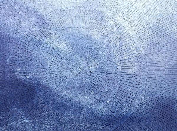 Fototapety Сerchio Sky niebieski przykład | tapeta 3d do łazienki