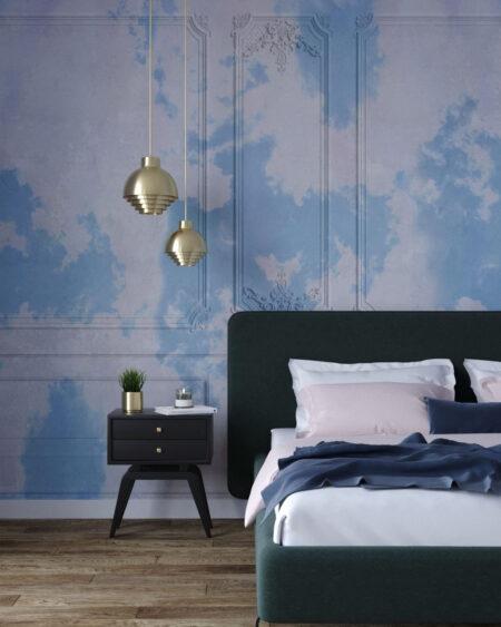 Fototapety Venice Blue clouds | tapety 3d do sypialni