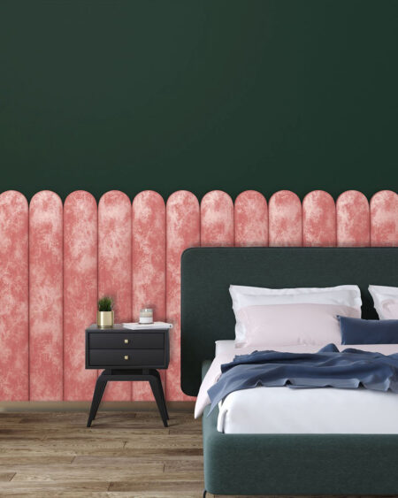 Fototapety Equalizer Pink Horizontal | tapety 3d do sypialni