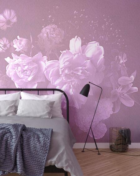 Fototapety Bouquet Rosy | fototapeta do sypialni