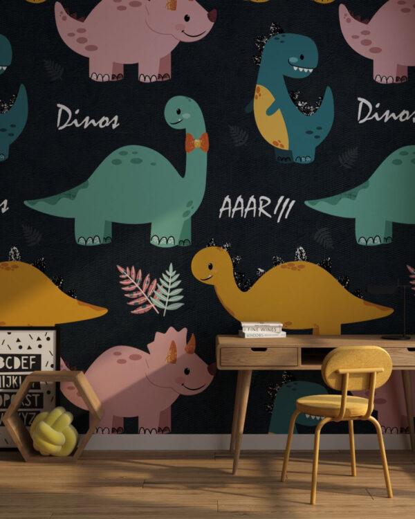 Fototapety Dinos | fototapeta dinozaury