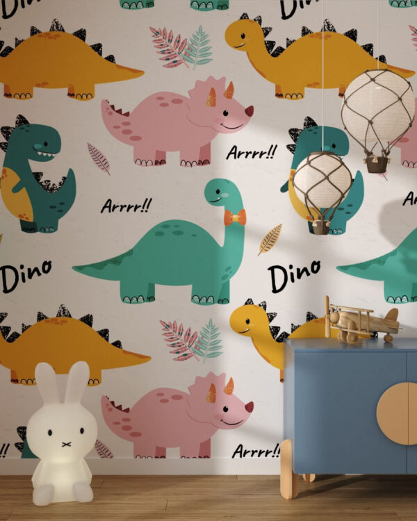 Fototapety Luna e Unicorno | fototapeta do pokoju dziecka