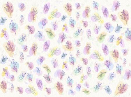 Fototapety Autumn Rainbows lekki przykład | fototapeta kwiaty
