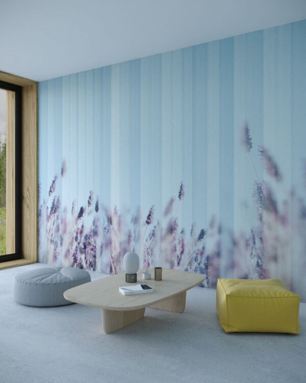Fototapety Clarity Blue   tapety 3d do salonu
