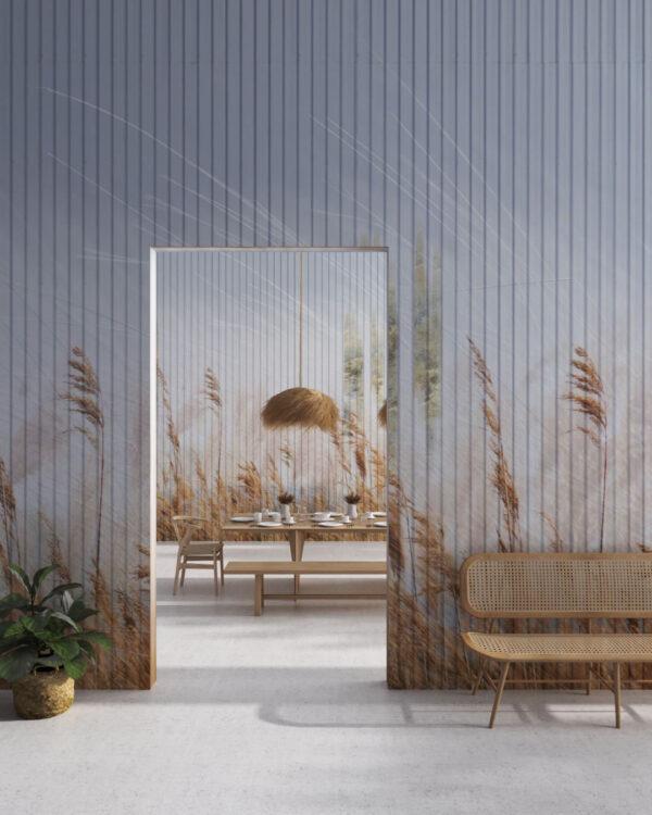 Fototapety Clarity Gold | tapety 3d do salonu