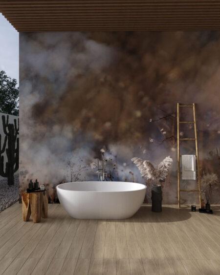 Fototapety Clarity Smoke | fototapeta do łazienki