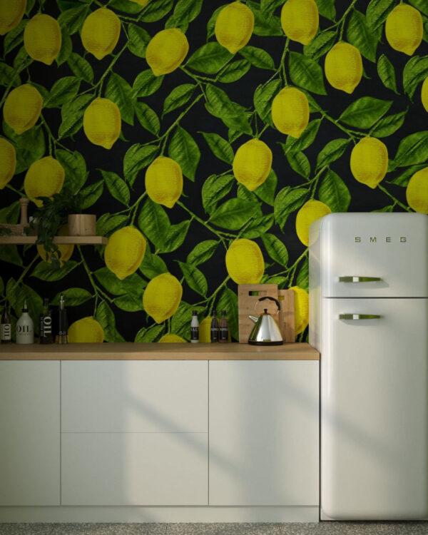 Fototapety Lemons | fototapeta do kuchni