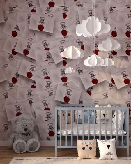 Fototapety Magic Letters | fototapeta do pokoju dziecka