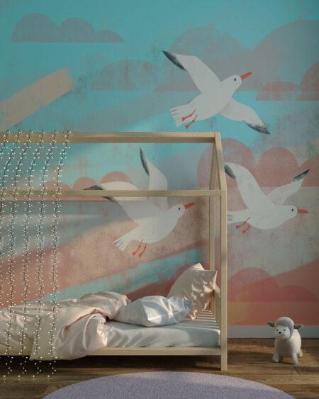 Fototapety Våg | tapety na ścianę dla dzieci
