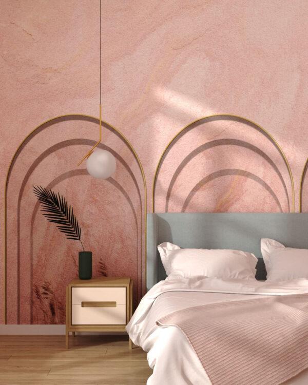 Fototapety Glyph Arch   tapety 3d do sypialni