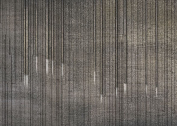 Fototapety Glyph Brown szary przykład | tapety 3d do salonu