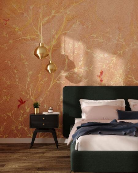 Fototapety Duende | fototapeta do sypialni i tapety kwiaty