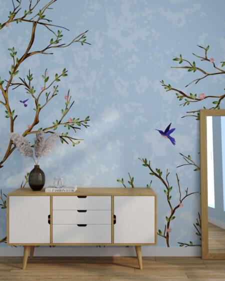 Fototapety Lot Ptaka | fototapeta do łazienki