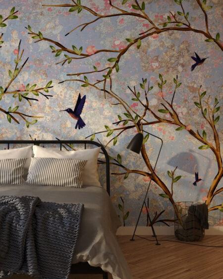 Fototapety Planeta Szczęścia | fototapeta do sypialni las