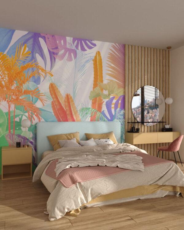 Fototapety Foliage Colored | fototapeta do sypialnii