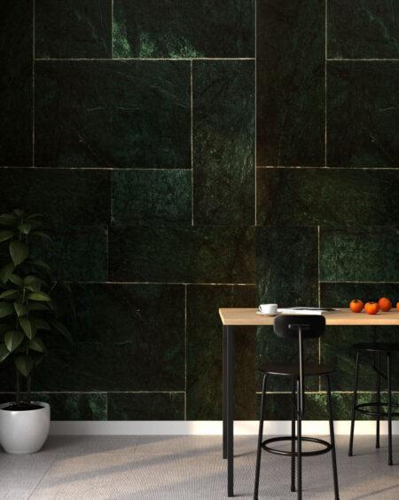 Fototapety Strutturato Malachite Wall | fototapeta do kuchni