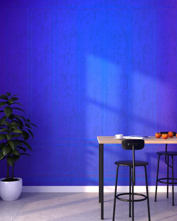 Fototapety Contenido Neon   tapeta w kuchni przy stole