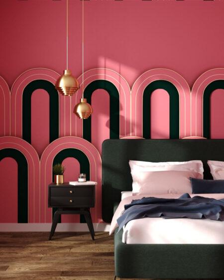 Fototapety Estetista Pink | fototapeta do sypialni