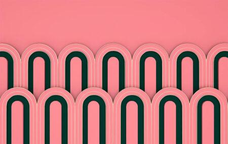 Fototapety Estetista Pink delikatny przykład | tapety 3d