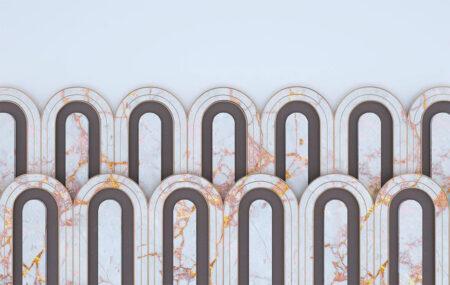 Fototapety Estetista Blue Marble | tapety 3d