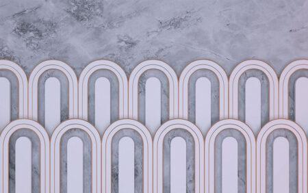 Fototapety kwiat Peonie szare odcienie | tapety 3d