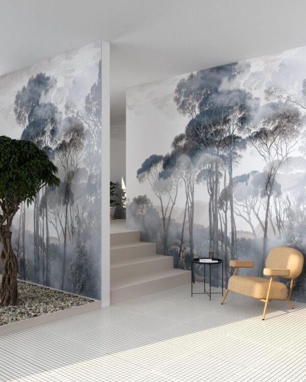Fototapety Armonia of the Forest | tapeta na ścianę las