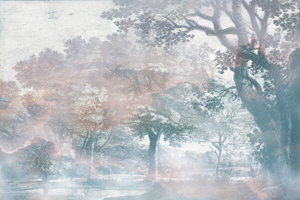 Fototapety Armonia of Autumn : fototapeta las