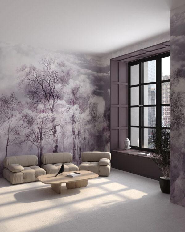 Fototapety Armonia Pink   tapety 3d do salonu