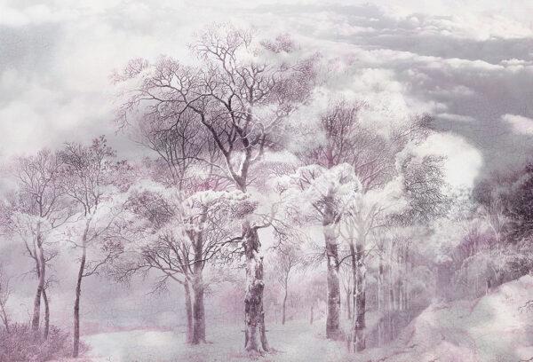 Fototapety Armonia Pink różowe odcienie   fototapeta las