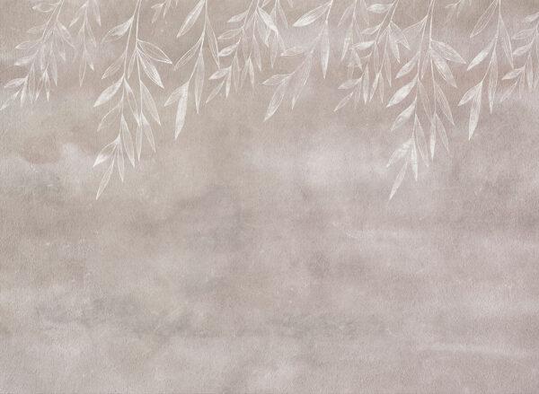 Fototapety Textured Autumn szare odcienie | fototapeta 3d do kuchni