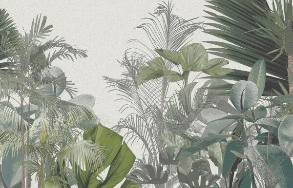 Fototapety Wild Jungle fototapeta kwiaty | tapety 3d do salonu