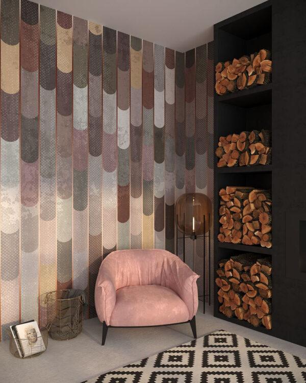 Fototapety Drop Deco | tapety 3d do salonu