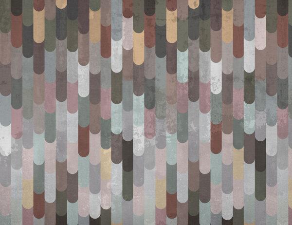 Fototapety Drop Deco Plain miękkie kolory | tapety 3d