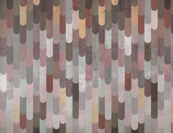 Fototapety Drop Deco Plain ziarnisty przykład | tapety 3d