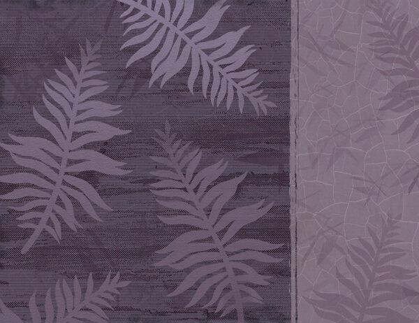 Fototapety Nature Craquelure purpurowy | tapety 3d do salonu