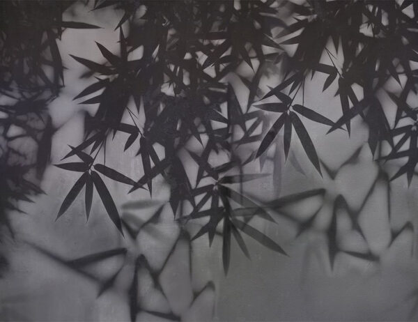 Fototapety Looming Dark ciemne odcienie | fototapeta kwiaty
