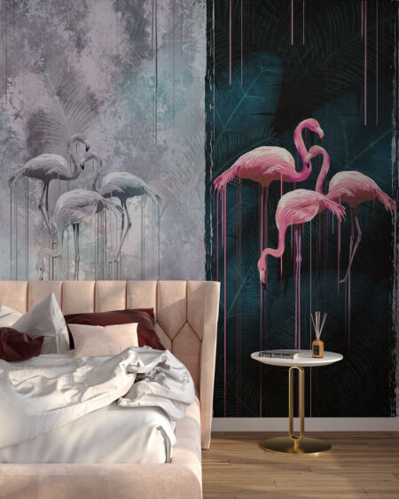 Fototapety Contrast | tapety 3d do sypialni