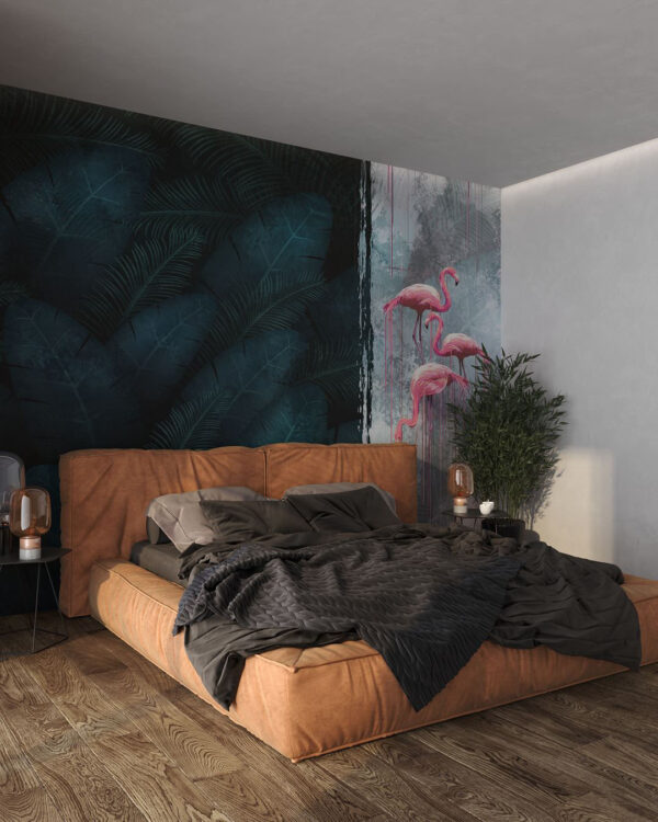 Fototapety Contrast Dark | tapety 3d do sypialni