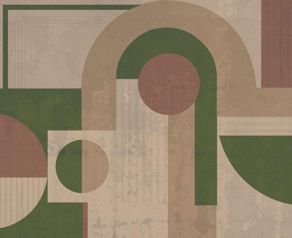Kup Fototapety Movement zielone odcienie | fototapeta 3d