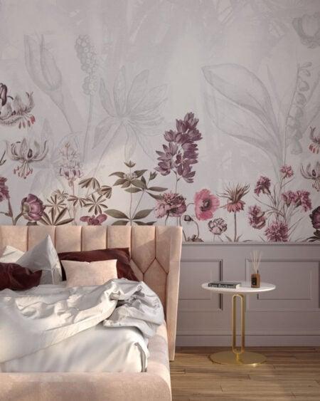 Fototapety Garden Panels | tapety 3d do sypialni