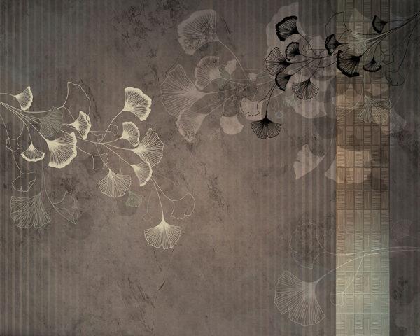 Fototapety Supplémentaire szare odcienie | tapety 3d do salonu