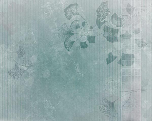 Fototapety Supplémentaire niebieskie odcienie | tapety 3d do salonu