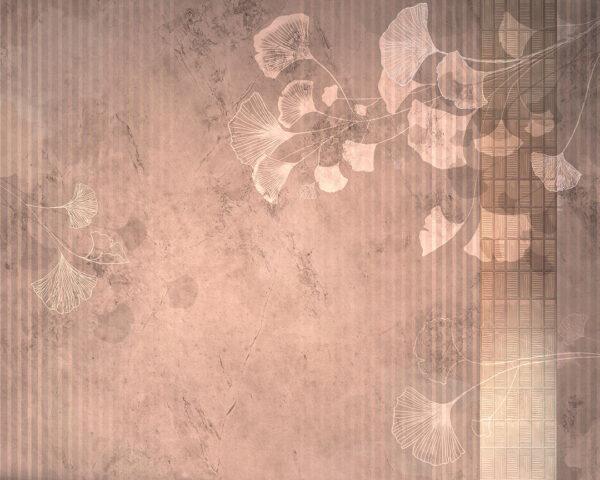 Fototapety Supplémentaire różowe odcienie | tapety 3d do salonu